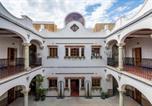 Hôtel Oaxaca - Grana B&B-4