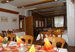 Hôtel Kyburg-Buchegg - Hotel Restaurant Adler-4