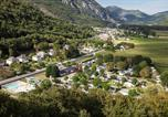 Camping avec Parc aquatique / toboggans Hautes-Pyrénées - Camping de La Tour-1