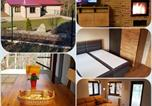 Location vacances Benešov - Slapy Lahoz Holiday Home near golf and lake-1