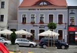 Hôtel Toruń - Hotel Legenda-2