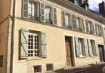 Hôtel Chartres - Le Jardin Cathedrale-3