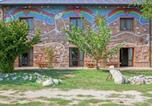 Location vacances  Province de Ferrare - Cozy Cottage in Portomaggiore near Lake-4