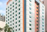 Hôtel Curitiba - Go Inn Hotel Curitiba-2