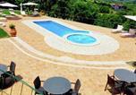 Location vacances Montefiascone - Peaceful Villa in Montefiascone with Jacuzzi-4