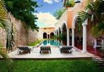 Hôtel Mérida - Hotel Hacienda Mérida Vip-4