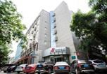 Hôtel Zhengzhou - Jinjiang Inn Zhengzhou Huayuan Road Guomao 360 Plaza-1