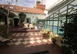 Hôtel Sucre - Casa Verde B&B-1