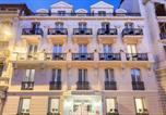 Hôtel 4 étoiles Nice - Villa Otero by Happyculture-2