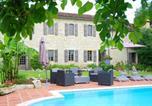 Hôtel Golf d'Auch-Embats - Chambres d'hotes Le Bernes-4