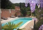 Location vacances Vagnas - Chambre d'hôte La Sauvasse-1