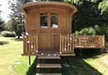 Camping avec Hébergements insolites Pays de la Loire - Domaine des Z'ailes-1