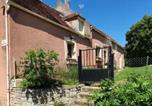 Location vacances Billy-sur-Oisy - La Maison Rose-2