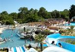 Camping avec Piscine couverte / chauffée Gironde - Camping Le Palace-1