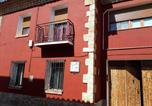 Location vacances Teruel - Holiday home Calle la Iglesia - 2-1