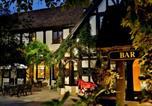 Hôtel Salisbury - Best Western Red Lion Hotel