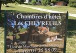 Hôtel Badefols-sur-Dordogne - Les Chevreuils-3