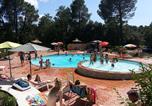 Camping avec WIFI Avignon - Camping La Simioune-2