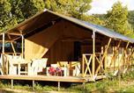 Camping avec Site nature Doucier - Camping de Boÿse-2