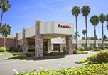 Hôtel Santa Clara - Ramada by Wyndham Sunnyvale/Silicon Valley-1