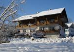 Location vacances Egg - Gästehaus-Pension Barbara-1