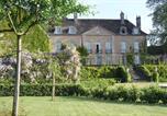 Hôtel Saint-Honoré-les-Bains - Chateau de Villette-1