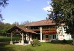 Hôtel Mottier - Chambres d'hôtes La Maison Aux Bambous-1