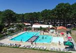 Camping avec Piscine couverte / chauffée Soorts-Hossegor - Camping Le Vivier -1