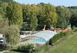 Camping avec Site nature Saint-Sulpice-de-Mareuil - Camping Etangs de Plessac-2