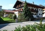 Location vacances Rottach - Gästehaus Johanna-1