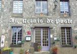 Hôtel Liginiac - Au Relais de Poste-1