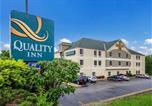 Hôtel Overland Park - Quality Inn I-70 Near Kansas Speedway-1