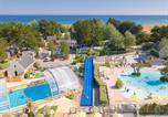 Camping avec Quartiers VIP / Premium Plozévet - Yelloh! Village - La Plage-2