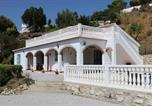 Location vacances Cómpeta - Casa los Almendros-2