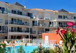 Hôtel Les Sables-d'Olonne - Vacancéole - Les Jardins de l'Amirauté-1