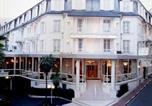 Hôtel 4 étoiles Pau - Hôtel Jeanne d'Arc-1