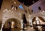 Hôtel Parc national de Göreme et sites rupestres de Cappadoce - Alia Cave Hotel-4