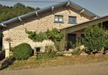 Location vacances Rignac - Attractive Villa in Brandonnet France With Private Terrace-1