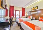 Hôtel Dubai - Oyo 482 Sun and Sands Downtown
