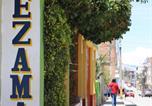 Location vacances Huaraz - Ezama Lodging House-2