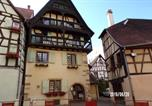 Location vacances Soultzbach-les-Bains - 4 bedrooms luxury appartment for 10p in Eguisheim, 10 mn from Colmar-1