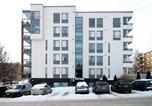 Location vacances Espoo - Two bedroom apartment in Helsinki, Vähäntuvantie 1 (Id 3578)-1