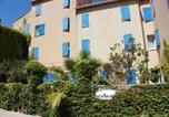 Hôtel Cassis - Sure Hotel by Best Western Coeur De Cassis-2