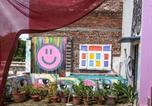 Hôtel Varanasi - Brick Lane Hostel-3
