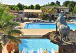 Camping avec Quartiers VIP / Premium Hérault - Yelloh! Village - Mer & Soleil-1