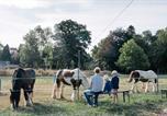 Camping avec Hébergements insolites Deauville - Huttopia Calvados - Normandie-4