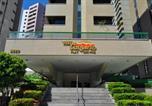 Hôtel Fortaleza - Seaflats - Meireles - Villa Costeira-4