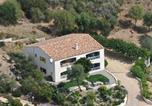 Location vacances Calcatoggio - Résidence U Melu Grand T2 Bleu en rez de jardin-2