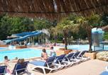 Camping avec WIFI Castellane - Camping Le Ruou - Camping Paradis-1