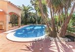 Location vacances  Province de Gérone - Fantastic holiday home in St Pere Pescador Catalonia with private pool-4